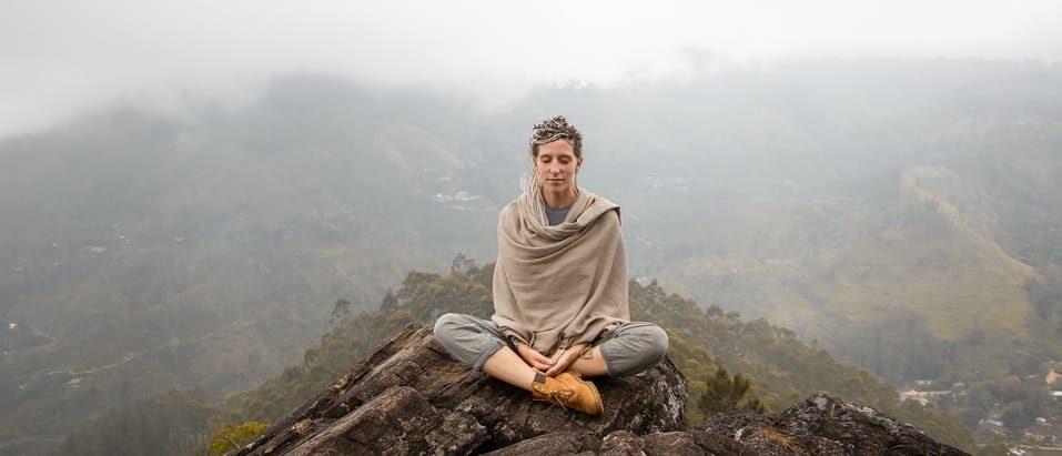 Super Radiance Effect Meditatie