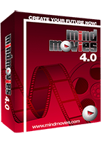 Mind Movies Creation Kit 4.0 visualisatie