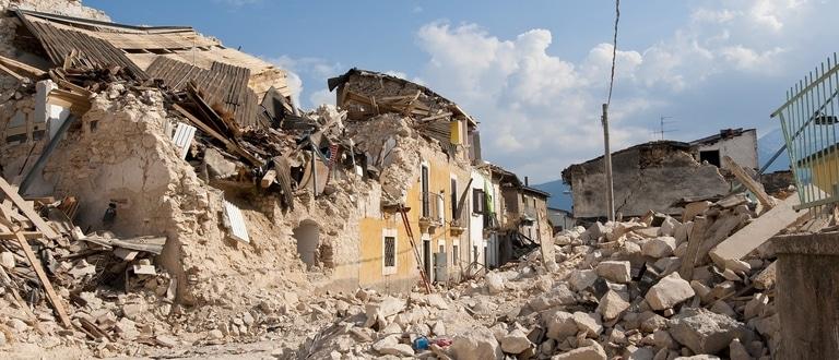Global Coherence Initiative natuurrampen