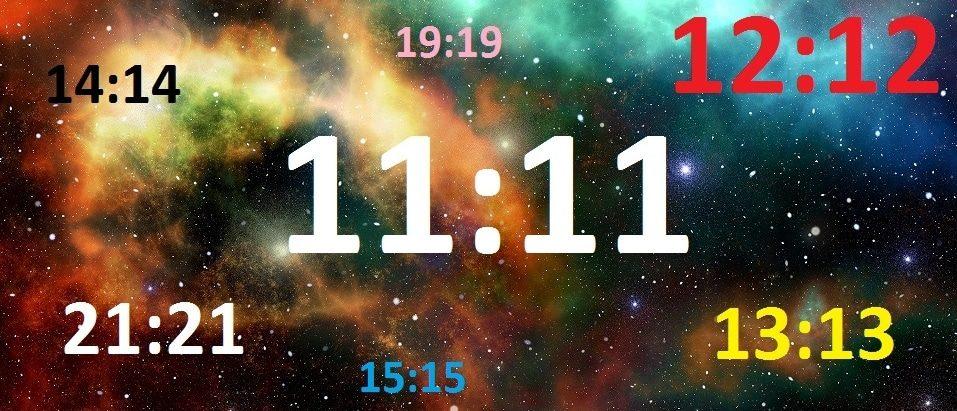Engelengetallen wat betekenis numerologie getallenreeksen 1111, 1212 en 1234